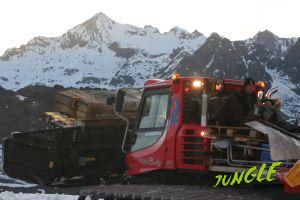 transports in alpine environment is a sensitive topic