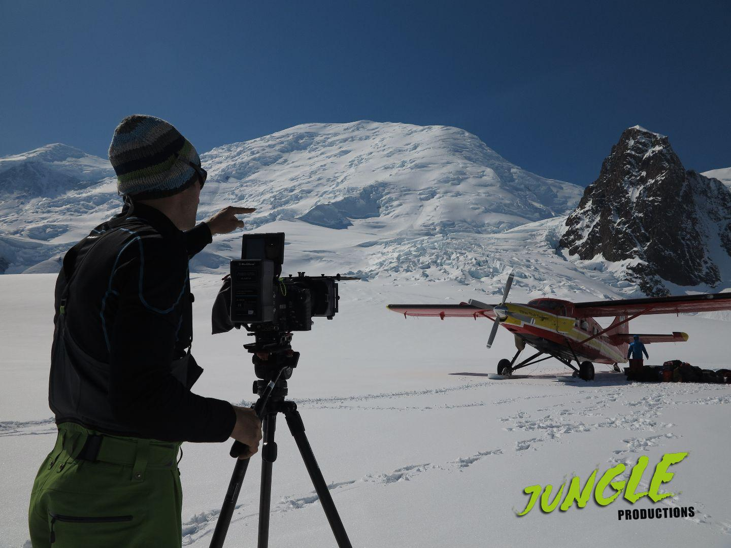 Alaska Mountaineering with Kites - 2014